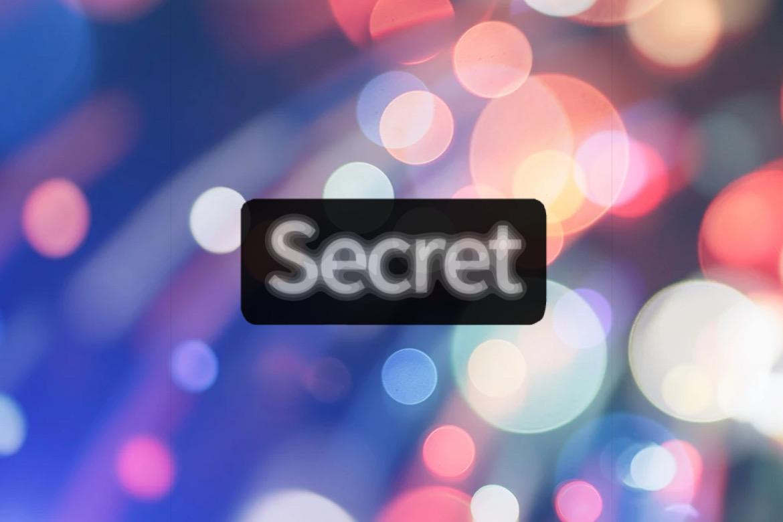 SECRET LIVE